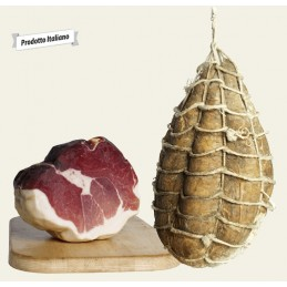 Culatello stagionato...