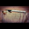 Penna artigianale in legno fatta a mano. Legno di ACERO QUILTED