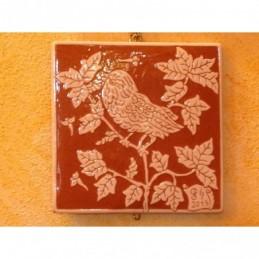 Piastrellina Uccellino cm...