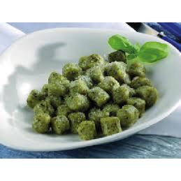 Gnocchi di spinaci...