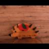 Appendi panni in legno Riccio