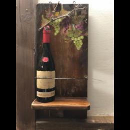 Porta bottiglia in legno...