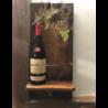 Porta bottiglia in legno invecchiato