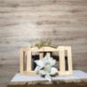 Cornici da design per il tuo Natale in legno