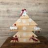 Albero di Natale originale con addobbi