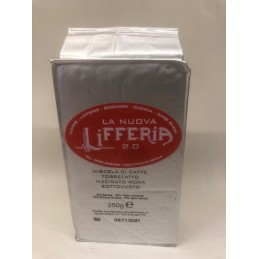 Caffé macinato 0.25 Kg