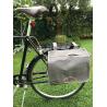 Borsa artigianale per bicicletta Nonabag scura