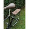 Cuscino artigianale per bicicletta Pier Scozzese