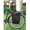 Borsa artigianale per bicicletta Shopper
