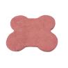Cuscino Osso Piccolo cm 57x66 interno Spugna Rosa