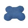 Cuscino Osso Piccolo cm 57x66 interno Ovatta Blu