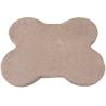 Cuscino Osso Medio cm 83x67 interno Spugna Beige