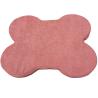 Cuscino Osso Medio cm 83x67 interno Spugna Rosa