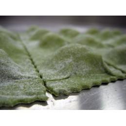 Tortelli Caserecci asparagi...