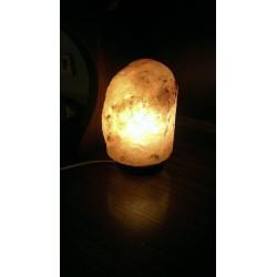 Lampada grezza di sale...
