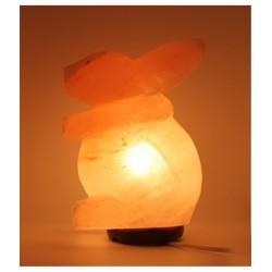 Lampada di sale Coniglio