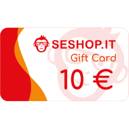 Shopping card € 10