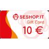 Shopping card € 10