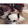 Bracciale composto da perle di fiume barocche